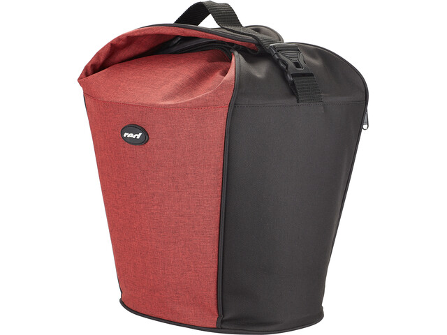 Red Cycling Products Comfort Front Basket, red
